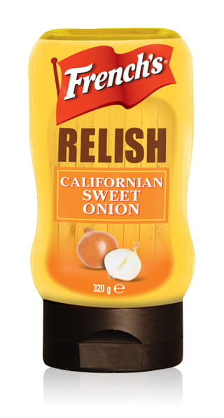 californian sweet onion relish