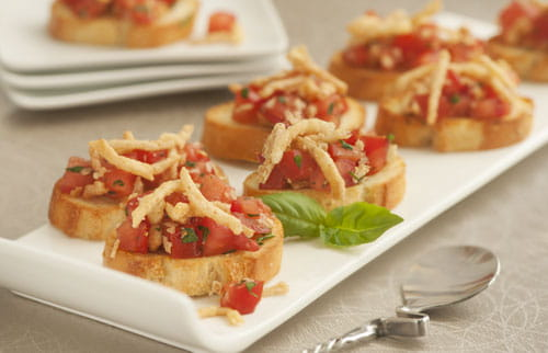 crunchy-onion-bruschetta