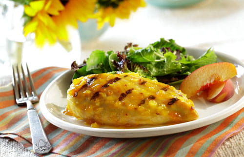 grilled-and-glazed-peachy-chicken